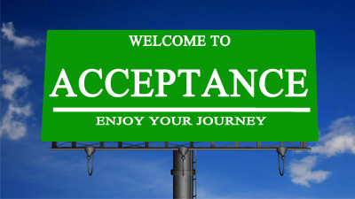 Acceptance billboard