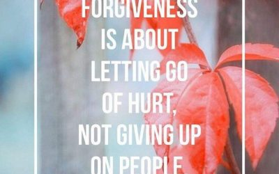 The Power of 70 x 7 Forgiveness